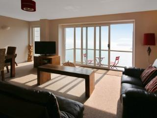 6 Astor House 2 bed with stunning sea views and private balcony - Torquay vacation rentals
