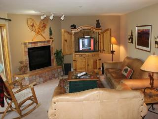 BR214G Roomy Condo w/Great Views, Wifi, Fireplace, Clubhouse & Carport - Silverthorne vacation rentals