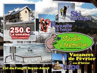 Cozy Seyne les Alpes Studio rental with Internet Access - Seyne les Alpes vacation rentals