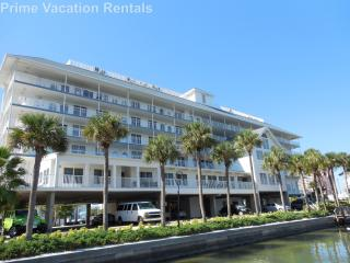 Dockside Condos 306 Waterfront condo, refurnished! - Clearwater vacation rentals