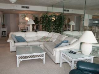 Comfortable Condo with Deck and Internet Access - Daytona Beach vacation rentals