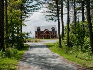 Galusha Hill Farm Lodge - a beautiful retreat - South Ryegate vacation rentals
