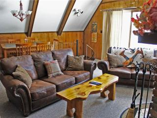 Located at Base of Powderhorn Mtn in the Western Upper Peninsula, A Charming Home in Wooded Setting with Cozy Décor & Allows Dogs - Bessemer vacation rentals