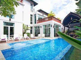 Pattaya, Jomtien Chic Villa 6 bedroom - Pattaya vacation rentals