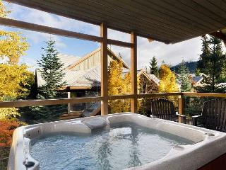 28 Glaciers Reach, this 2br home has a hot tub & pool in Whistler Village - Whistler vacation rentals