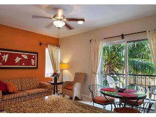 Well maintained 2nd floor apartment with king bed and well equipped kitchen - Puerto Morelos vacation rentals