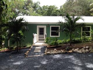 """Bamboo"" cottage- very private 2 bedroom 2 bath - Christiansted vacation rentals"