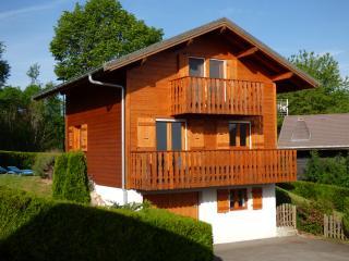 Perfect 4 bedroom Thollon-les-Memises Chalet with Internet Access - Thollon-les-Memises vacation rentals