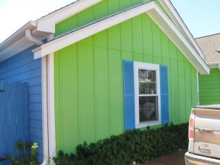 Key West style Cabana w/Private Courtyard - Texas Gulf Coast Region vacation rentals