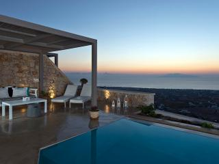 Eolia Villas  Superior Villa  The Sensation Of An - Pyrgos vacation rentals