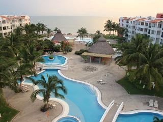 Puerto Vallarta Best Winter Getaway Beachfront Apt - Nuevo Vallarta vacation rentals