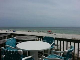 BEACHFRONT TOWNHOUSE FOR 6! OPEN WEEK OF 4/11 - 10% OFF BOOK NOW - Florida Panhandle vacation rentals