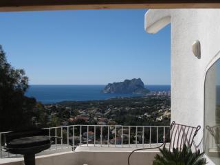 MILENA  ( appartement du haut ) AVEC PISCINE - Benissa vacation rentals