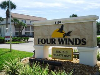 Four Winds Condos- Beautiful Oceanfront Property - Saint Augustine vacation rentals