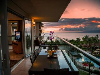 Maui Westside Properties: Hokulani 509 - Ocean Views From Inside the condo! - Ka'anapali vacation rentals
