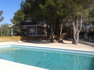Torrente-beach Donwstairs-fence In The Swimming Pool - L'Ametlla de Mar vacation rentals
