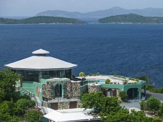 Villa Fantasia, St. Thomas,USVI - 360 Degree View - East End vacation rentals