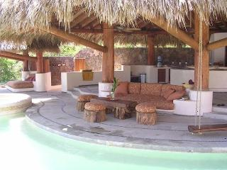 Luxury Beach Front House - Troncones vacation rentals