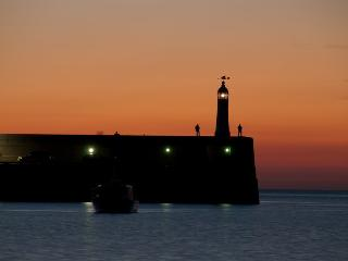 Isle of Man Beach Holiday Cottage6 - golf, boating - Peel vacation rentals