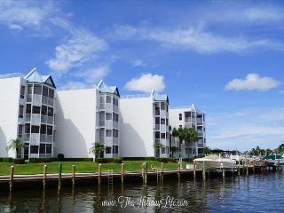 GRAND BAY - Light and Beachy Waterfront Condo - Marco Island vacation rentals