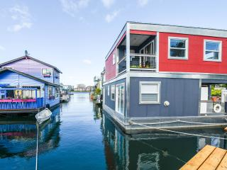 UNIQUE! a  B&B  Float home in the SEA Water view - Victoria vacation rentals