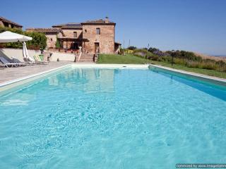 Il Toscona Tuscan villa rental monteroni d\'arbia tuscany italy - Buonconvento vacation rentals