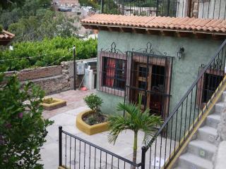 Villa Casa Secreto; Garden & Pool - Mineral de Pozos vacation rentals