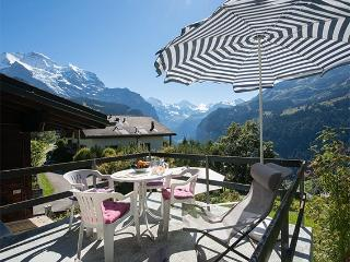 Bright Chalet with Internet Access and Satellite Or Cable TV - Wengen vacation rentals