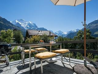 Chalet Arven - Garden - Wengen vacation rentals