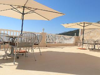 Villa Bonaca - luxury apartment with sea view - Baška vacation rentals