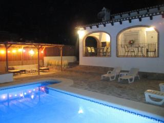 Costa Blanca Spain with Private Pool and FREE WIFI - Pedreguer vacation rentals
