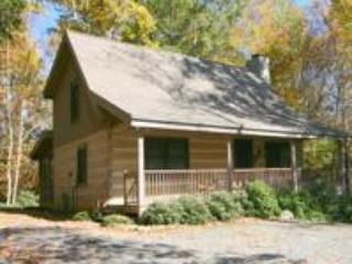KingFish Cabin - wood fireplace,  2 porches - Linville vacation rentals