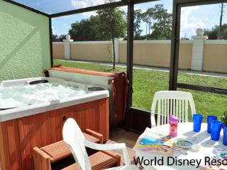 Coral Cay #1 - 4 Bedroom Townhouse w/ Hot Tub - Kissimmee vacation rentals