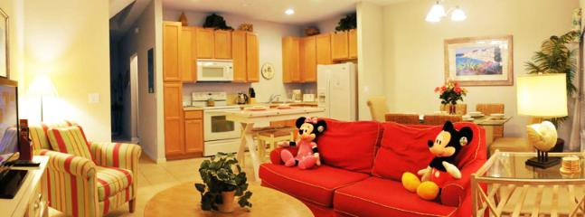 Coral Cay #3 - 4 Bedroom Townhouse w/ Hot Tub - Kissimmee vacation rentals
