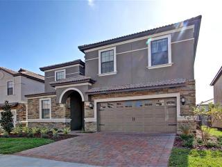 Champions Gate #4 - Brand New 8 Bedroom Pool Villa with Theater - Kissimmee vacation rentals