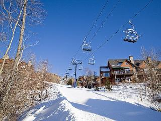 Tremblant LaClairiere Slopeside Ski In Out - 4 bdr - Mont Tremblant vacation rentals