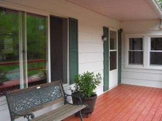 Near Cacapon State Park -- renovated Farm House - Berkeley Springs vacation rentals