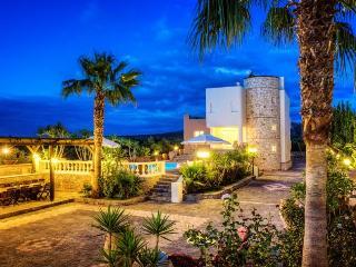 Luxury Villa Dyonisos, located in Sisi, Crete, Greece - Damasta vacation rentals