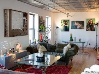 3bdrm- 4 beds in Artist Loft!! ---key id 666 - New York City vacation rentals