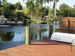 House by the canal - Fort Lauderdale vacation rentals