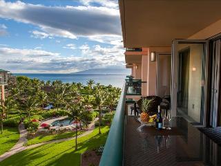 Maui Westside Properties: Konea 643 - Two Bedroom Ocean View Interior Courtyard! - Ka'anapali vacation rentals
