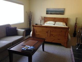 Lancaster Suite - two bedrooms suite - Nanaimo vacation rentals