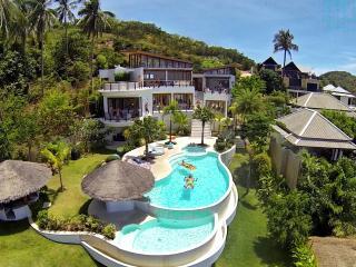 Villa Kya 4 bed designer villa stunning sea views - Bophut vacation rentals