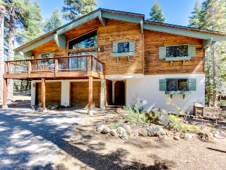 Bavarian Alpine home with hot tub and beautiful lake views! - Tahoe City vacation rentals