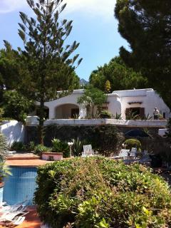 Bright 10 bedroom Forio Villa with Satellite Or Cable TV - Forio vacation rentals