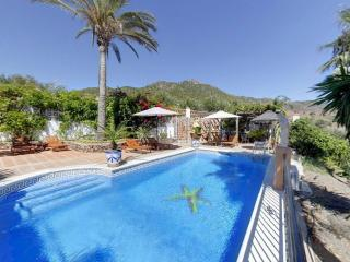 Lovely Villa with Balcony and Private Outdoor Pool - Frigiliana vacation rentals