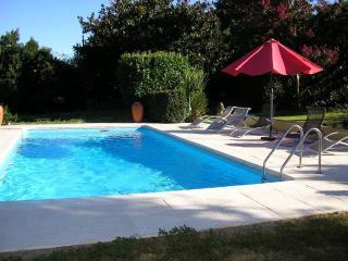 Beausoleil Farm set in 12 acres, 2 pools - Lauzun vacation rentals