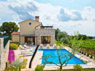 Villa Dunya - luxury, romantic holiday in Istria - Svetvincenat vacation rentals