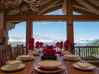 Chalet Gentiane - La Tzoumaz vacation rentals