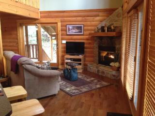 Amethyst Mist Log Cabin Gatlinburg*Sauna*Hot Tub - Gatlinburg vacation rentals
